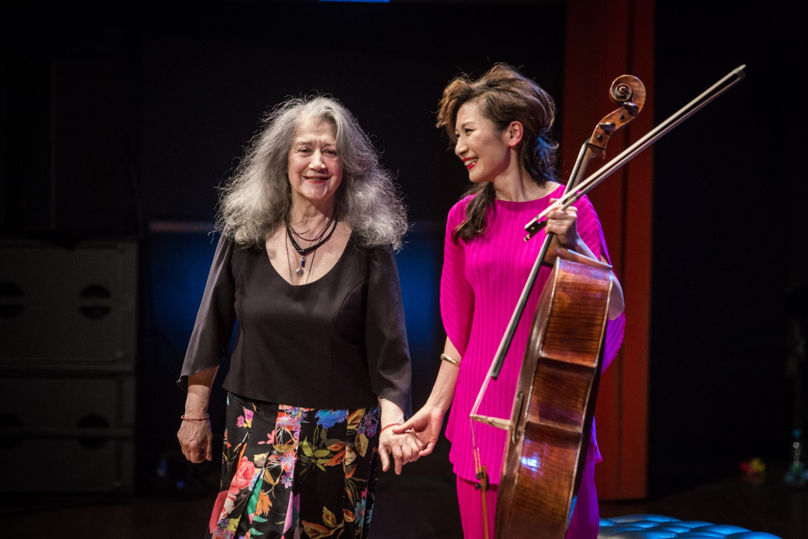 POLIN Music Festival, Roots'n'Fruits, Martha Argerich, Jing Zhao