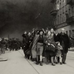 Powstanie w getcie warszawskim, 19 kwietnia 1943