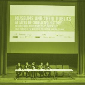 Museums and Their Publics at Sites of Conflicted History