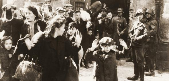 Powstanie w getcie warszawskim