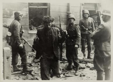 Powstanie w getcie warszawskim, 1943
