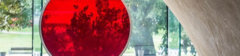 Anish Kapoor, Blood Cinema, 2000, własność prywatna, © Anish Kapoor, DACS 2017