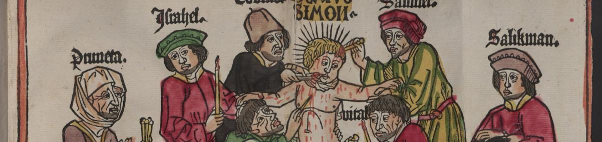 Męczeństwo Szymona z Trydentu