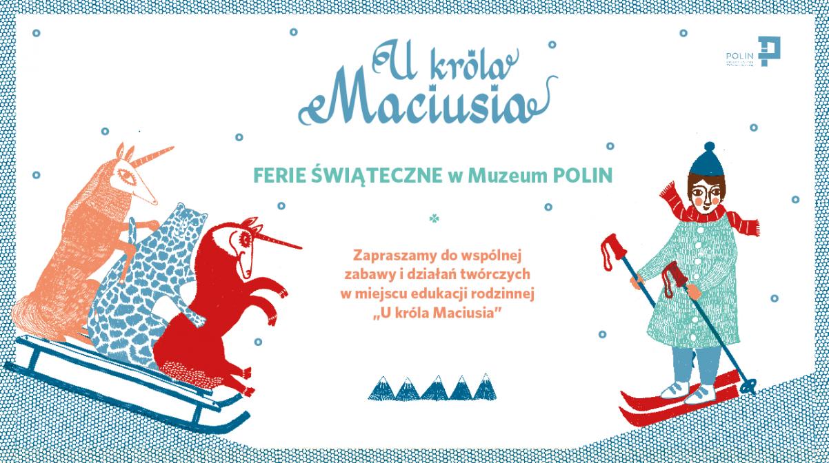 Ferie świąteczne w Muzeum POLIN