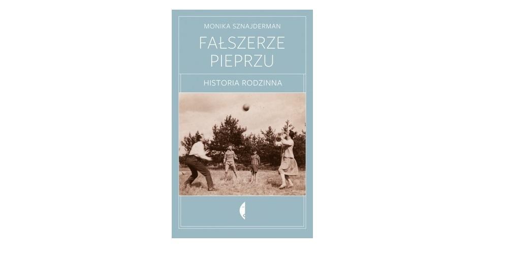 Fałszerze pieprzu - promocja książki