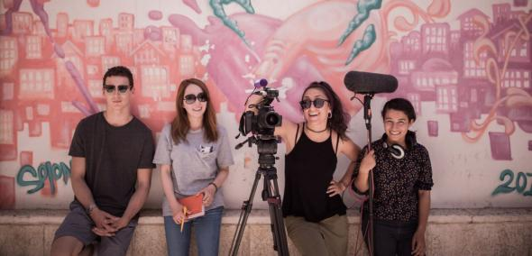 Jerusalem film workshops